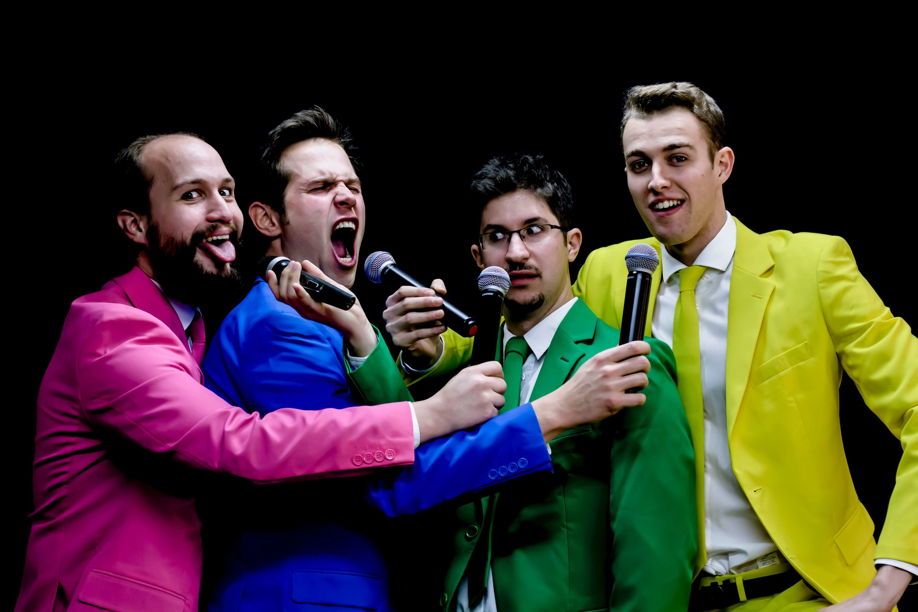das wird super pop rock a cappella band