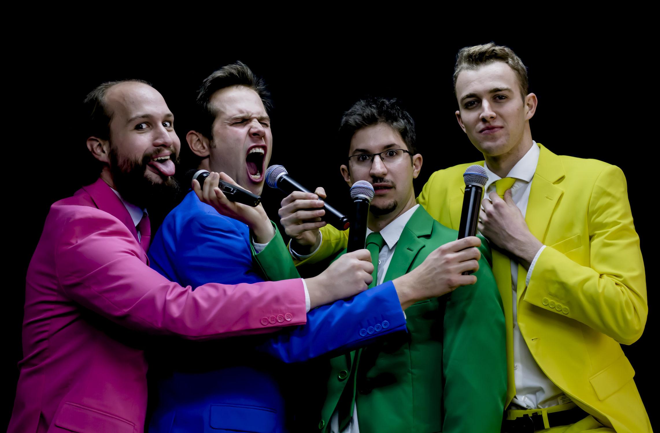 Österreich a cappella Das wird superdas wird super - a cappella band
